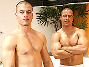 Hardcore I've got a great little package for you with this video - well two matching ones actually. This is a great live show I did with the twins Gio and Dio back in 2008; that's right two smokin' hot muscled Latinos together in a...