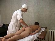 twinks CrazyDoctors medical gay fetish video