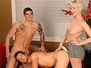 Jocks From blindfold to strap-on, Tyler will be surprised a little