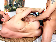 Hardcore Dylan forces overtime on his cock