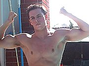 Amateur Pretty boys models for us flexing their muscles and showing off